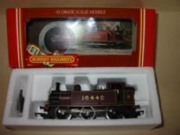 Hornby Railways LMS 0-6-0 Tank Locomotive